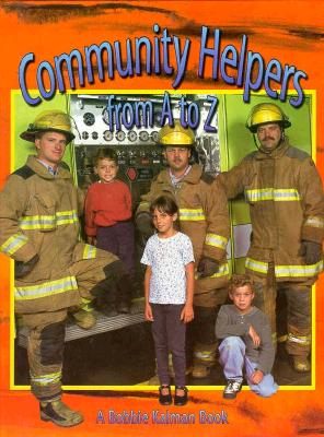 Community Helpers from A to Z Cover