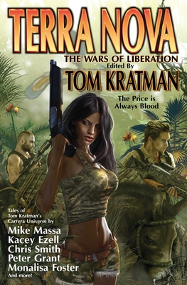 Terra Nova: The Wars of Liberation Cover Image