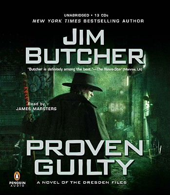 Proven Guilty Cover Image