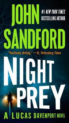 Night Prey (A Prey Novel #6) Cover Image