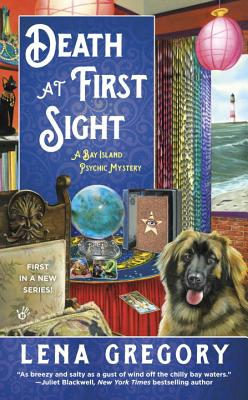 Death at First Sight (A Bay Island Psychic Mystery #1) Cover Image