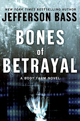 Bones of Betrayal Cover