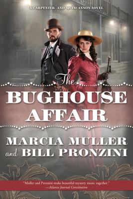 The Bughouse Affair Cover