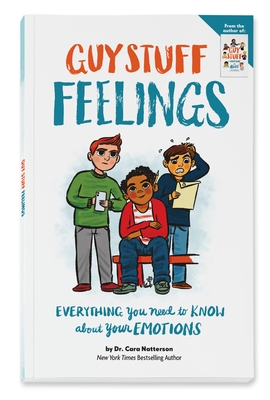 Guy Stuff Feelings: Everything You Need to Know about Your Emotions Cover Image