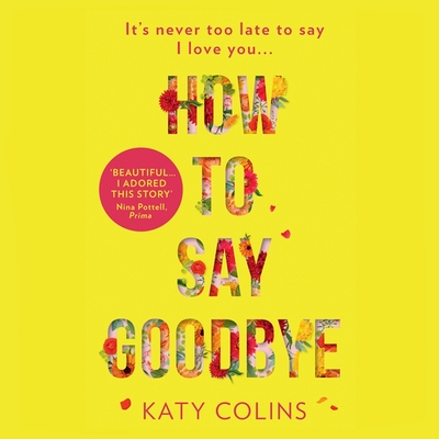 How to Say Goodbye Cover Image