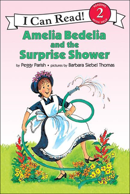 Amelia Bedelia and the Surprise Shower Cover Image