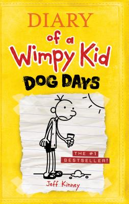 Dog Days (Diary of a Wimpy Kid Collection #4) Cover Image