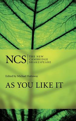 As You Like It (New Cambridge Shakespeare) Cover Image