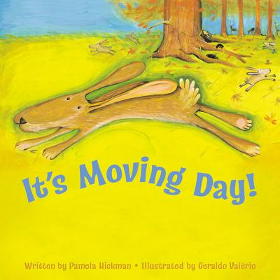 It's Moving Day! Cover