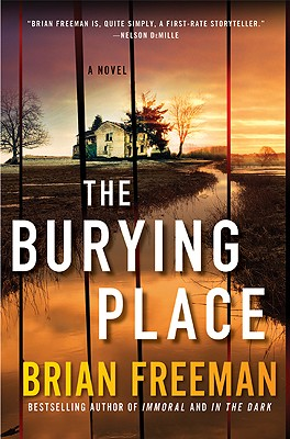 The Burying Place Cover