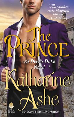 The Prince: A Devil's Duke Novel Cover Image