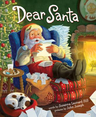 Dear Santa: For Everyone Who Believes in the Magic of Christmas Cover Image