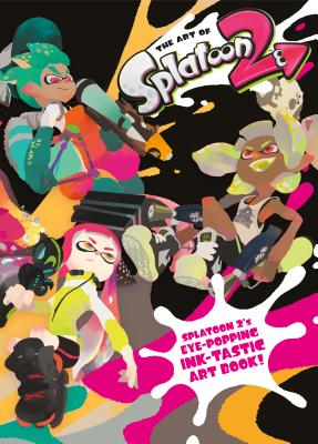 The Art of Splatoon 2 Cover Image
