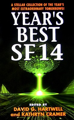 Year's Best SF 14 Cover Image