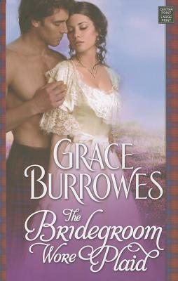 The Bridegroom Wore Plaid Cover Image