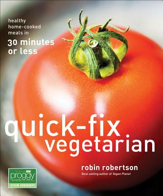 Quick-Fix Vegetarian Cover