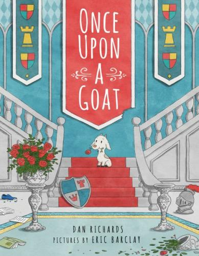 Once Upon a Goat Cover Image