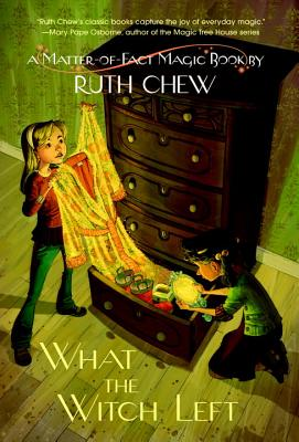 What the Witch Left Cover