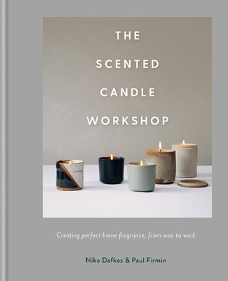 The Scented Candle Workshop Cover Image