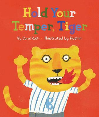 Hold Your Temper, Tiger Cover Image