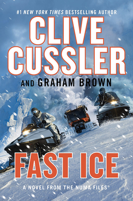 Fast Ice: A Novel from the Numa(r) Files Cover Image