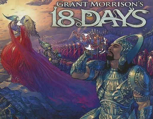 Grant Morrison's 18 Days Cover Image