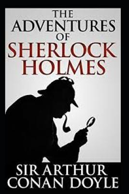 The Adventures of Sherlock Holmes: Annotated Cover Image