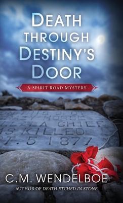 Death through Destiny's Door (Spirit Road Mystery #5) Cover Image