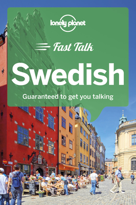 Lonely Planet Fast Talk Swedish Cover Image