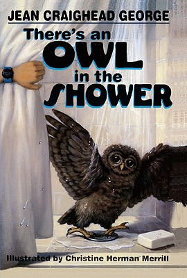 There's an Owl in the Shower Cover Image