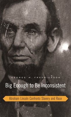 Cover for Big Enough to Be Inconsistent