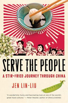 Cover for Serve the People
