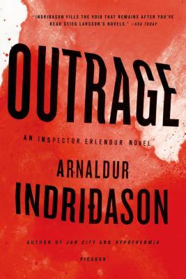 Outrage: An Inspector Erlendur Novel (An Inspector Erlendur Series #7) Cover Image