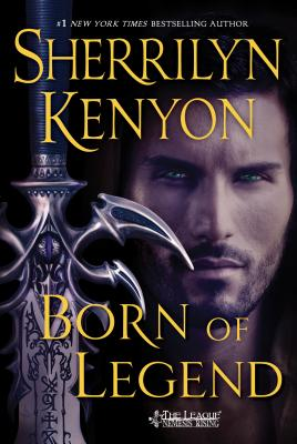 Cover for Born of Legend