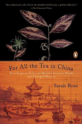 For All the Tea in China Cover