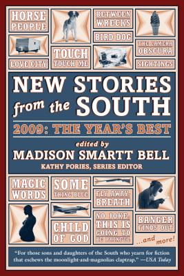 New Stories from the South Cover