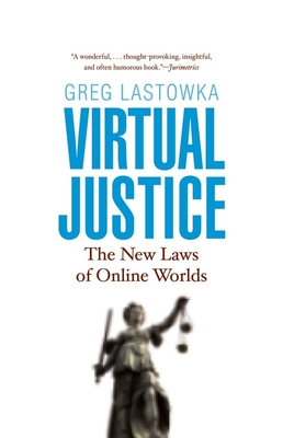 Virtual Justice Cover