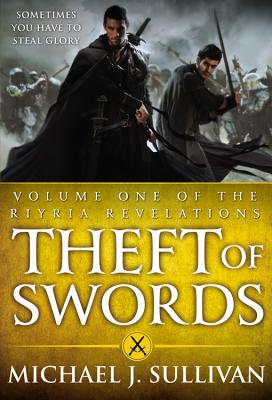 Theft of Swords (Riyria Revelations #1) Cover Image