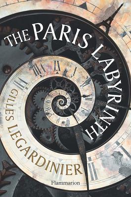 The Paris Labyrinth: A Novel Cover Image