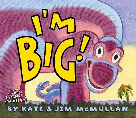 I'm Big! Cover