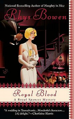 Royal Blood (A Royal Spyness Mystery #4) Cover Image