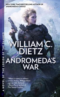 Andromeda's War (Legion of the Damned #3) Cover Image