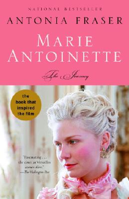 Marie Antoinette: The Journey Cover Image