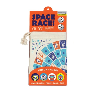 Space Race! Travel Game Cover Image