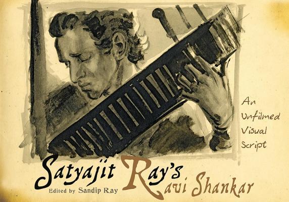 Satyajit Ray's Ravi Shankar Cover Image