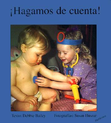 Hagamos de Cuenta! = Let's Pretend (Coleccion Hablemos) Cover Image