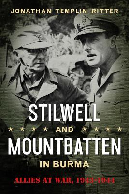 Stilwell and Mountbatten in Burma Cover