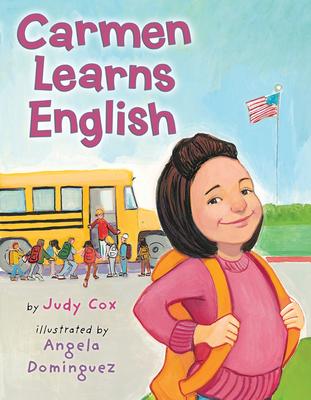 Carmen Learns English Cover