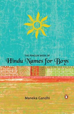 Penguin Book Of Hindu Names For Boys Cover Image