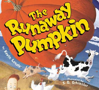 The Runaway Pumpkin Cover